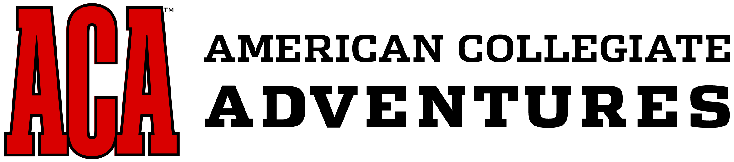 American Collegiate Adventures logo