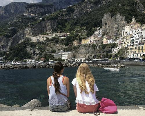 High School Summer Trip Amalfi Coast Italy