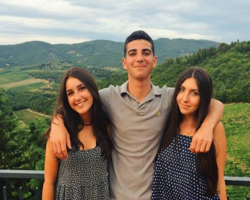 High School Summer Program Italy 2