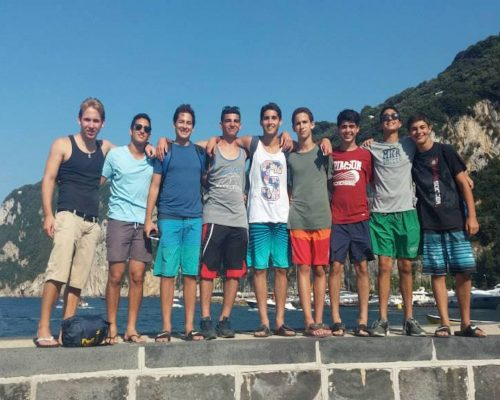 Amalfi Coast High School Summer Program