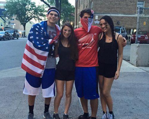 ACA Wisconsin student summer fun