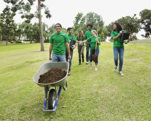 ACA high school volunteer programs