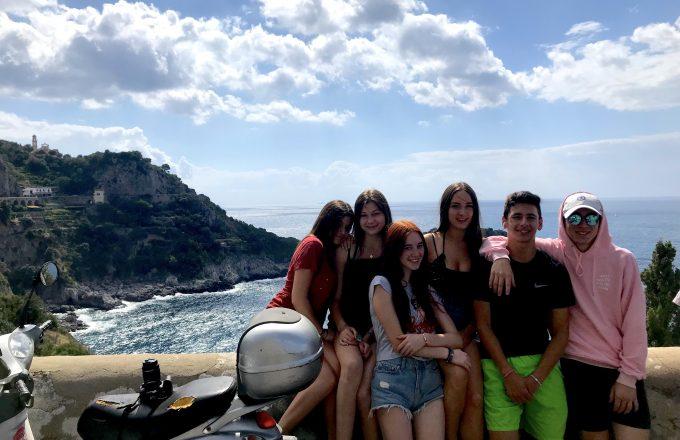 High School Study Abroad Summer Program Italy 2