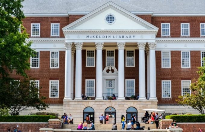 University of Maryland McKeldin