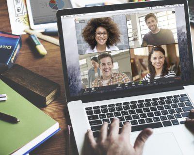 Zoom meeting internship program