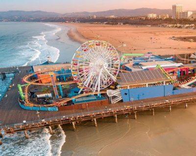 Santa Monica Pier SoCal Program