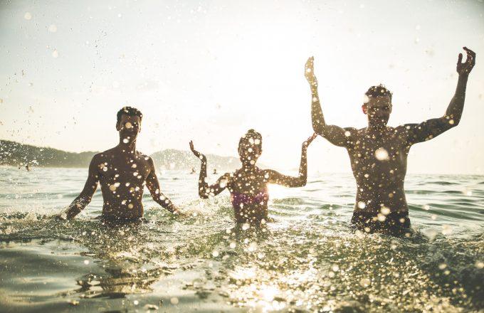 ACA summer at the beach