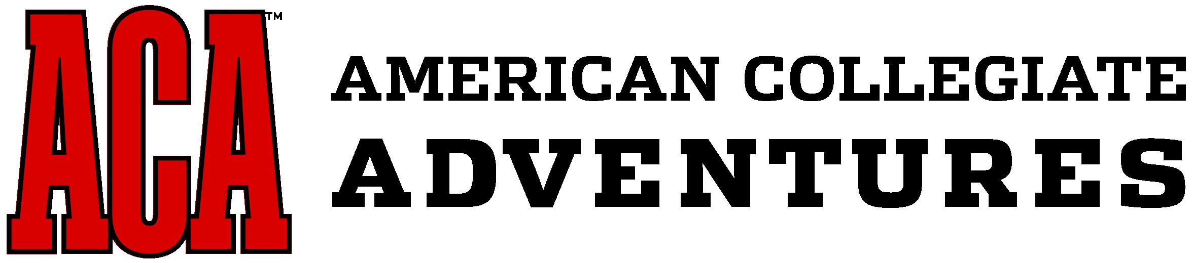 American Collegiate Adventures logo