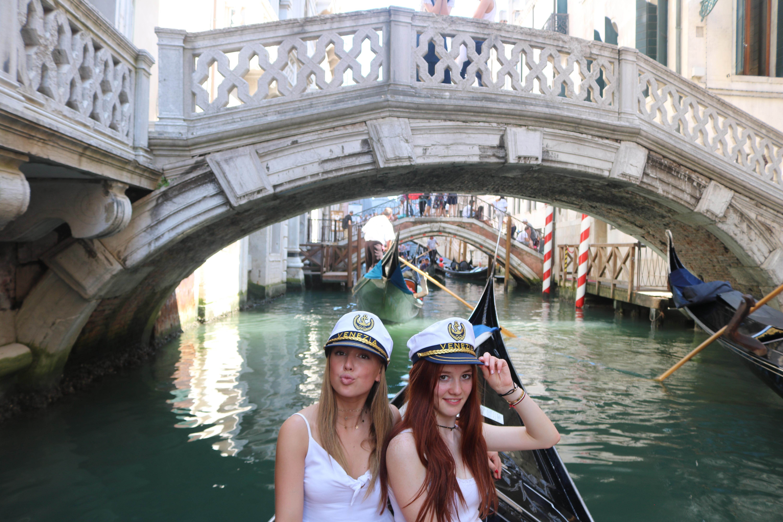 Venice Gondola Ride pre college summer program