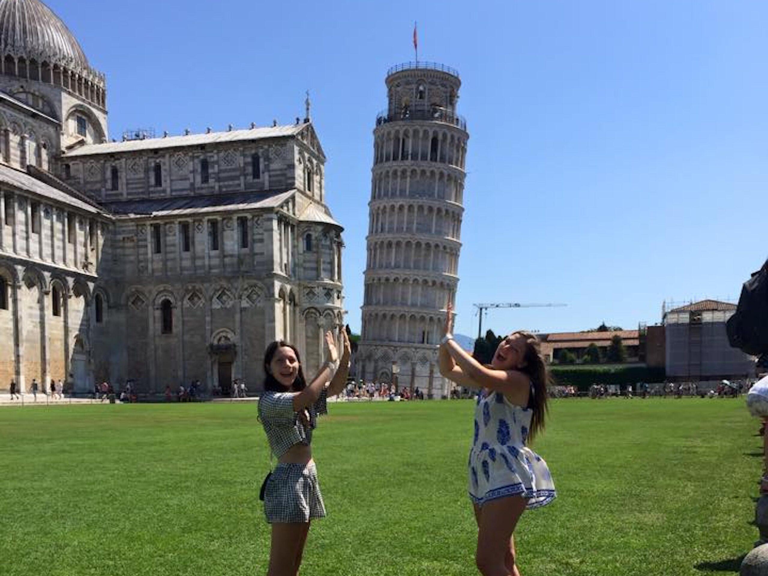 High School Summer Program Italy