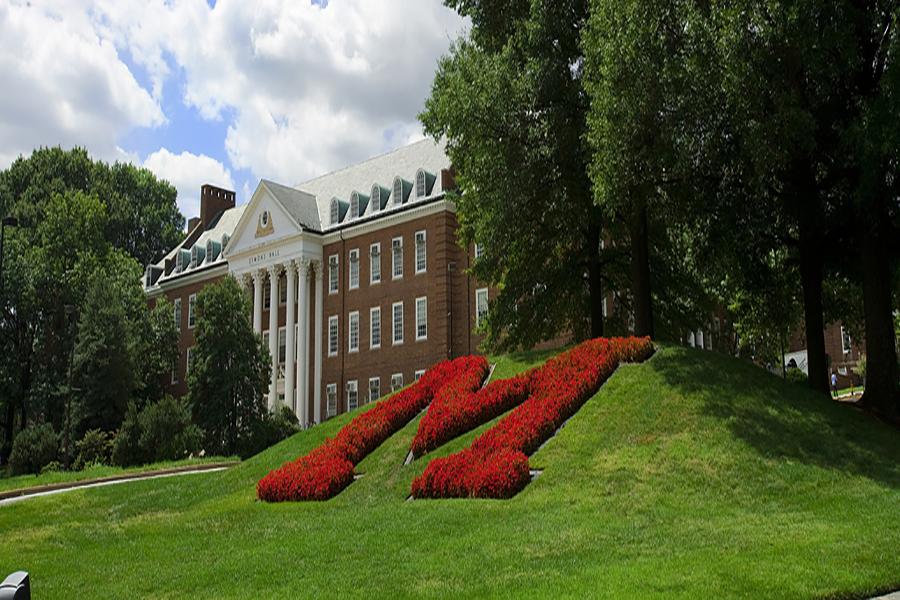 University of Maryland Campus 1